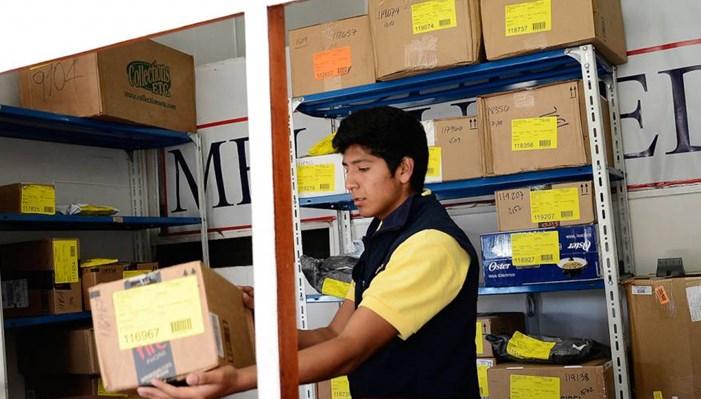 reclamo de paquetes a correos de México